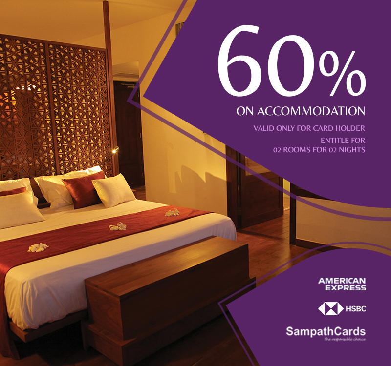 Anantaya Chilaw | Credit card promotion